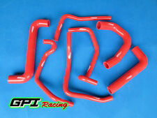 Holden Commodore VY V8 5.7L LS1 2002 2003 2004 silicone radiator heater hose RED
