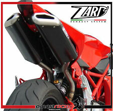 Zard Penta Evo Carbon - Bimota DB5 2007 07> Exhausts +Tube No Kat Header Auspuff