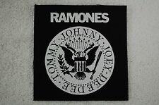 Ramones Punk Rock Sex Pistols Toy Dolls Adicts Cloth Patch (CP108)