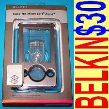 Belkin Clear Acrylic Metal Case for Microsoft Zune 30Gb