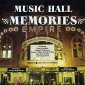 Various Artists - Music Hall Memories (1996) - CD - 24 TRACKS - NEW & SEALED.