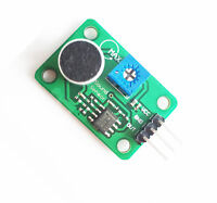 Voice Sound Detection Sensor Module for Arduino DIY Smart Vehicle Robot