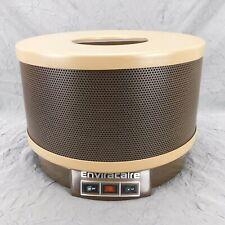 Honeywell Enviracaire Model Ev-1 Hepa Air Cleaner Clean Working w/Filters Used?