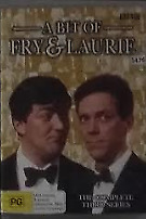 A Bit Of Fry & Laurie - The Complete Third Series DVD R4 - Australian Release