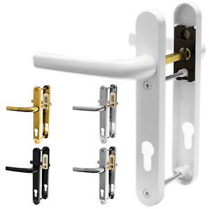 UPVC Door Handle Avocet Pioneer Sprung 92mm PZ Double Glazing Pair Set Patio PVC