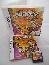 Nintendo DS DSi DSlite DSi DS Lite Console Game - Music Puzzle Gunpey DS