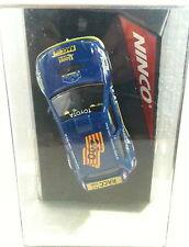 qq VIP SPECIAL NINCO TOYOTA COROLLA WRC 8 RALLY SLOT CATALUNYA-COSTA BRAVA 2000