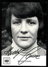 Buddy Caine Autogrammkarte Original Signiert ## BC 36014