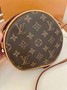 Louis Vuitton Boite Chapeau Souple PM Monogram Shoulder Bag LN
