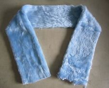 Horse Girth cover for your saddle AUSTRALIAN MADE Protect your horse Pale blue
