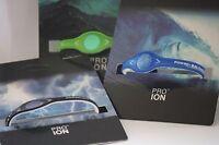 Power Balance™ PRO ION™ Bracelet Silicone  Energy Health Original  Verify code