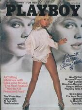 June, 1976  Playboy Magazine