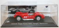 Altaya 1/43 Scale - Maserati A6GCS Targa Florio 1953 - Fangio / Mantovani #66