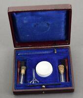 Altes Uhrmacherwerkzeug Kasten Polarstern f Uhr Uhrmacher watchmaker tool watch