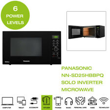 Panasonic Domestic Solo Inverter Microwave 23L - 1000W