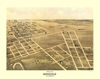 Brookfield Missouri - Ruger 1869 - 23.00 x 29.09