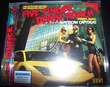 Five Finger Death Punch – American Capitalist (Australia) CD – Like New