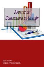 Apuntes Contabilidad de Gestion : Grado de Finanzas y Contabilidad by Emilio...