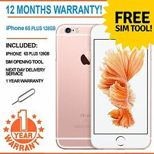Apple Iphone 6s Plus 128 Gb EE Virgen T-mobile Naranja-Rose Gold