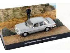 1/43 MERCEDES BENZ 450 SEL FOR YOUR EYES ONLY JAMES BOND 007 DIECAST MODEL