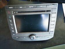 Ford Focus C-MAX 2005 Navi Radio Telefon Klima Klimabedienteil 3M5T10E889AD