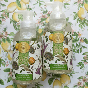 2 Michel Design Works Country Air Foaming Hand