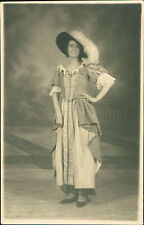 """Sheffield 'Lily Reed' 1937 """"The Rebel Maid"""" Lady Costume  RP PC RL.145"""