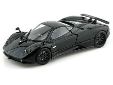 Motor Max 1/24 Scale Pagani Zonda F Diecast Car Model Black 73369