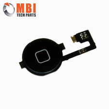 New iPhone 4S 4GS Replacement Home Button Ribbon Flex Cable Black