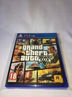 GRAND THEFT AUTO V - GTA 5 - PS4 - PAL - GREAT PRICE - TRUSTED - FAST - NEW