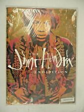 1992 Jimi Hendrix Exhibition Magazine & Listing Of Exhibtion, Magazine 14 Pages