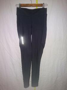 😃Pearl Izumi For Women Thermal Black Cycling Pants Leggings Sz Medium x 30🥶