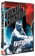 UFC - Ultimate Knockouts (DVD)