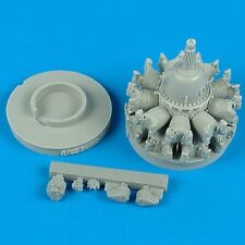 Quickboost 1/32 P-47D Thunderbolt engine for Hasegawa # 32038