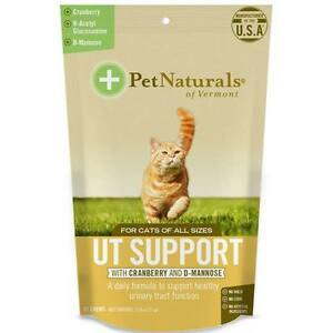 Pet Naturals Of Vermont Fun Shaped Chews (UT Support)  Free Shipping
