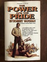 The Power and the Pride By Robert Vaughan 1st Edition 1976 Manor Paperback