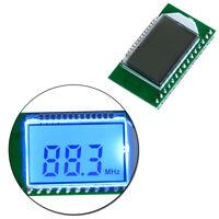 PLL LCD Digital FM Radio Receiver Module 87MHZ-108MHZ Wireless Microphone Stereo