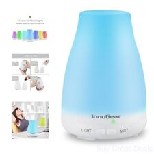 Aromatherapy Essential Oil Difuser Portable Ultrasonic Mist Aroma Humidifier