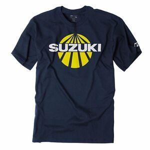 Factory Effex Suzuki Sun T Shirt Size XL RM RMX RMZ DR DRZ LTZ LTR LT GSXR SV