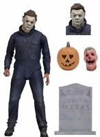 Halloween 2018 Movie Movable Action Figure - Ultimate Michael Myers