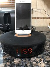 Philips iPhone Charging Dock W/Clock/speaker