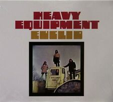 Euclid-Heavy equioment (usa 1970) Lion Label CD