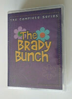 The Brady Brunch The Complete Series DVD Set TV Shows Vintage Classic NWT