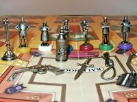 Cluedo 50th Anniversary Limited Edition 1949-1999 Board Game RARE! 100% COMPLETE