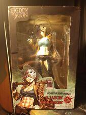 bishoujo horror statue Friday 13th freddy vs. Jason