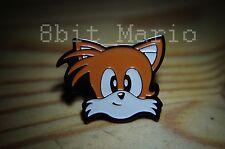 CODE di Miles Prower Sonic Megadrive GENESIS locale RARO PROMO smalto pin badge pin