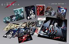 Knights of Sidonia Season 1 Collectors Edition DVD/BD Boxed Set (814131017673)