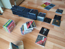 lot 10 minidisc, used   (only one time recorded, from CD via optical cable)