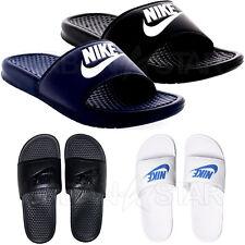 Nike Flip Flops BENASSI JDI Slide Pool Slippers Beach Slider Causal Sandals