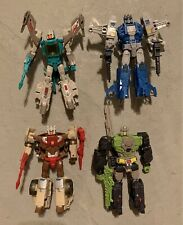 Transformers Titans Return Lot of 4